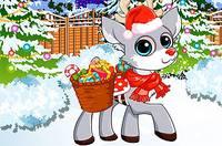 Питомцы: Малыш Рудольф - Pet Stars: Baby Rudolph