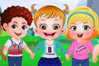 Хейзел: День Дружбы - Baby Hazel Friendship Day