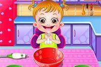 Малышка Хейзел на Кухне - Baby Hazel in Kitchen