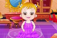 Малышка Хейзел - Принцесса - Baby Hazel Princess Makeover