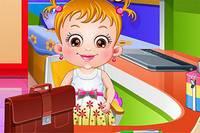 Хейзел: Время Помогать - Baby Hazel Helping Time