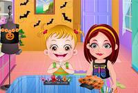 Малышка Хейзел в Хэллоуин - Baby Hazel Halloween Craits