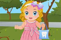 Малышка у Дантиста - Baby Dentist Appointment