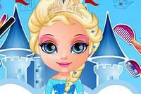 Малышка в Салоне - Baby Barbie Disney Hair Salon