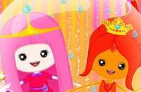 Малышки Принцессы - Adventure Time Princess Babies