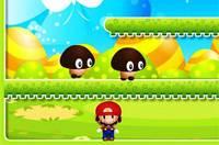 Марио: Пузырьковый Поток - Mario Bubble Bobble