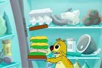 Лило и Стич: Мастер Бутербродов