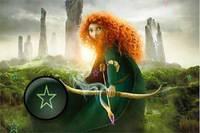 Принцесса Мерида и Звезды - Princess Merida Hidden Stars
