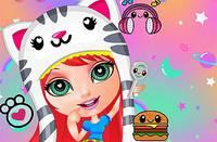 Милая Малышка - Baby Barbie Kawaii Crush