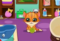 Уход за Милым Котёнком - Kitty Care