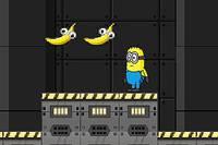 Миньон Собирает Бананы - Search Papoy