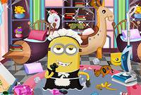 Миньон Убирает - Minion Groom The Romm