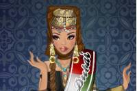Мировая Мода Дубая - Models of the World Dubai