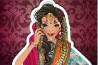 Мировая Мода Индии - Models of the World India