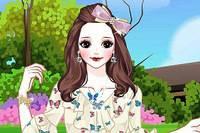 Мисс Бабочка - Miss Butterfly