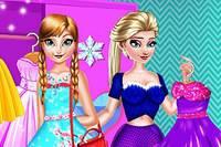 Модные Соперницы - Elsa And Anna Fashion Rivals
