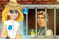 Модный Полицейский - Rapunzel Fashion Police