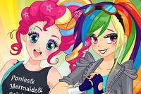 Мои Современные Девушки - My Modern Little Pony
