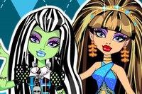 Монстр Хай: Макияж - Monster High Fashion