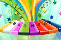 Музыкальный Алфавит - Alphabets Xylophone