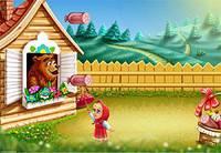 Маша и Медведь: На Пикник