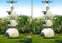 Найди Отличия с Шоном - Point and Click Shaun-The Sheep