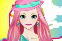 Неоновый Макияж - Neon Colors Makeup