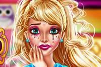 Неудачный Макияж - Barbie Makeup Fiasco