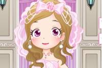 Невеста в Розовом - Bride Dress Up Game