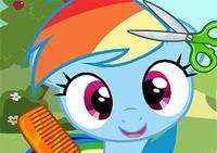 Новая Прическа Пони - Little Pony Hari Salon