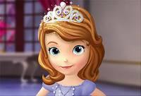 Новая Прическа Софии - Sofia The First Hair Salon
