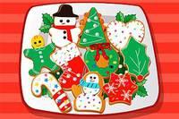 Готовим Печенье - Addicted to Dessert Christmas Cookies