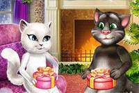 Том и Анжела - Christmas Handmade: Tom and Angela