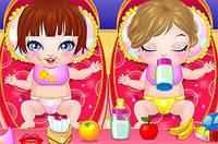 Новорожденные Дети - My Newborn Twins