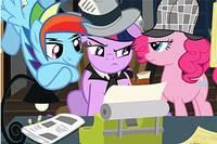 Новости от Пони - My Little Pony News Room