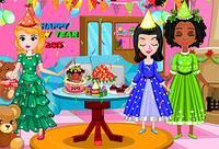 Новый Год Принцессы - Sofia New Year Celebration