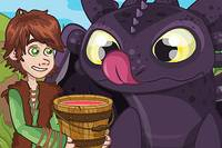 Обед - Сюрприз - How to Train Your Dragon Lunch Surprise