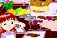 Обеденный Стол - Dinner Decoration