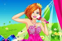 Образ на Концерт - Barbie Concert Princess Dress Up