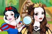 Образы Белоснежки - Snow White Good Apple vs Bad Apple