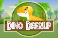 Одень Динозаврика - Dino Dressup
