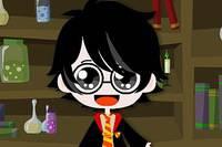 Одень Гарри Поттера - Harry Potter Dress Up