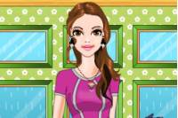 Одень Мэдж - Madge Dool Dressup Game