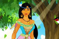 Одень Покахонтас - Pocahontas Dress Up