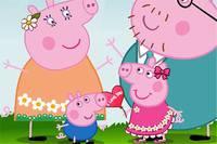 Одень Свинку Пеппу - Peppa Pig Mathers Day Gift