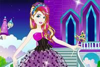 Одень Золушку Эмо - Emo Cinderella Dress Up