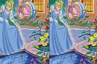 Отыщи Отличия с Золушкой - Cinderella See The Difference