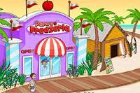 Папа Луи: Мороженое и Коктейли - Papas Freezeria
