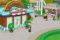 Папа Луи: Пончики - Papas Donuteria
