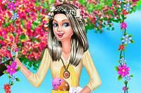 Пасха Барби - Barbie Easter Style